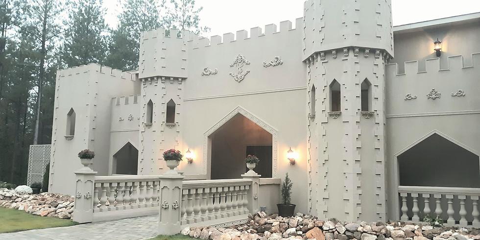 Murder Mystery Dinner at the Castle