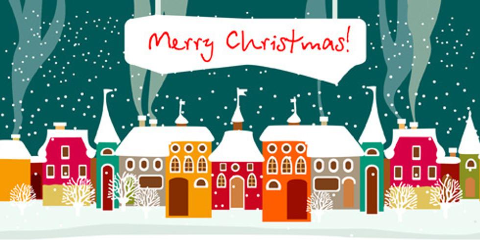 Community Christmas Village