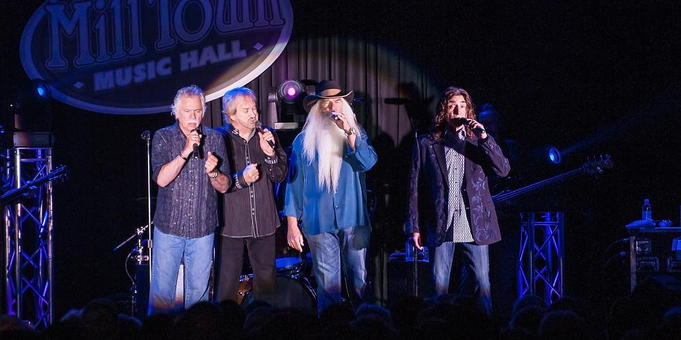The Oak Ridge Boys SHINE THE LIGHT Tour