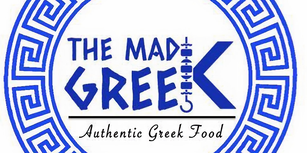 Food Truck Friday with the Mad Greek