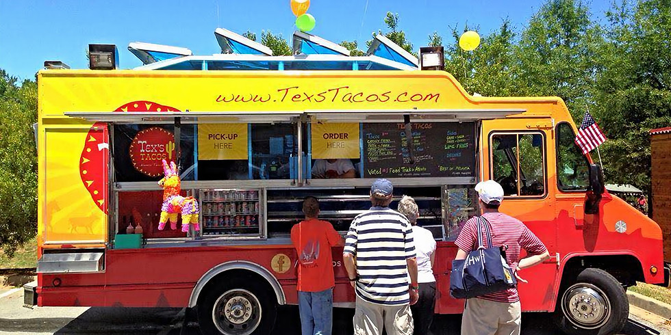 Food Truck Friday  with Tex's Tacos