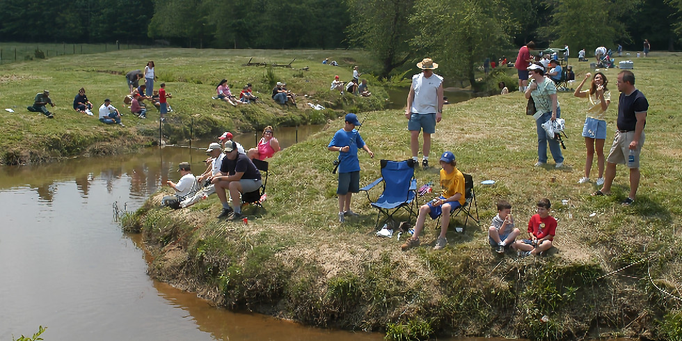 37th Annual Trout Rodeo at Smith Farms