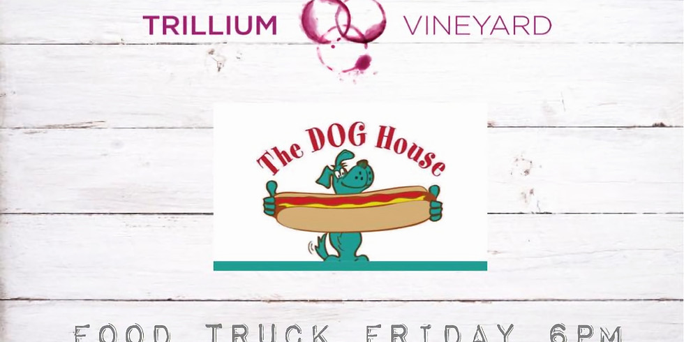 Food Truck Friday with the Dog House