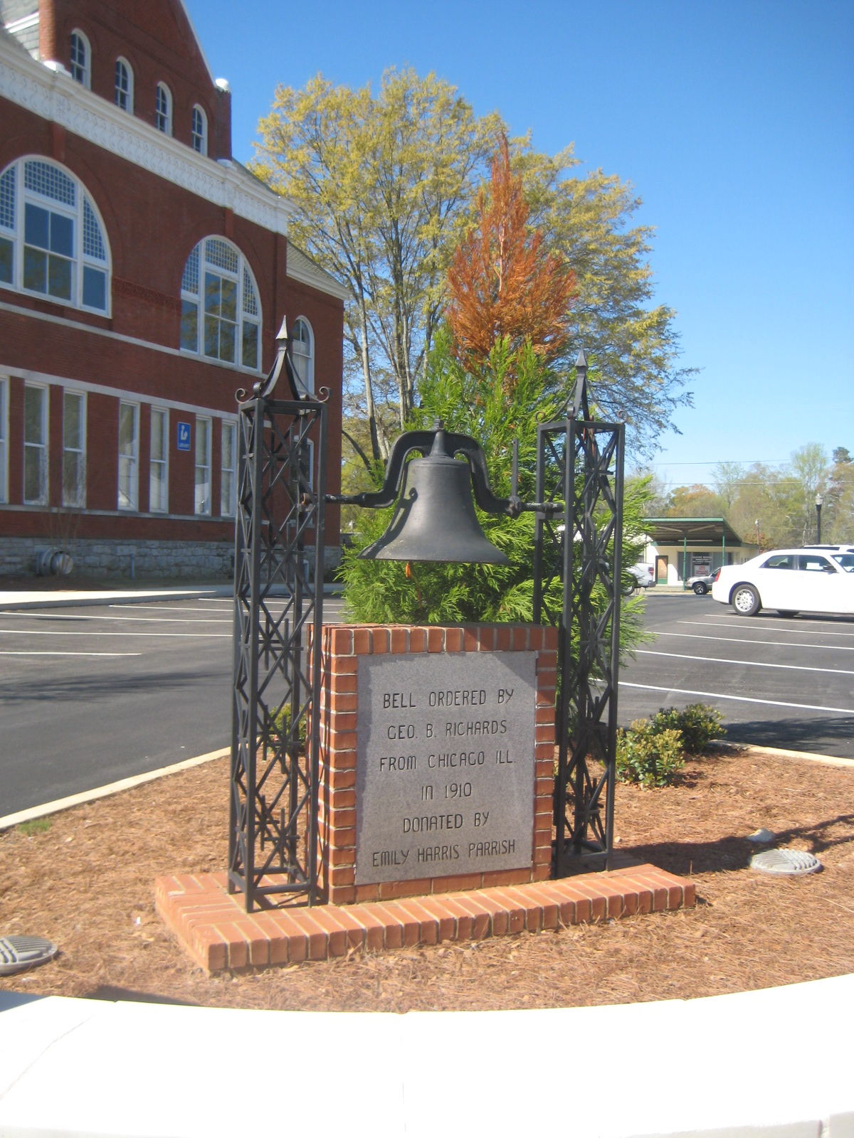 Buchanan Courthouse