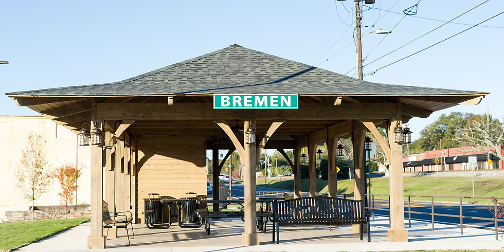 Dedication of Bremen Depot Park and Home Coming Parade