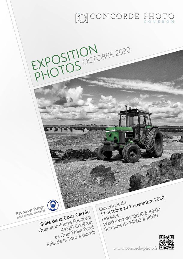 Exposition annuelle 2020