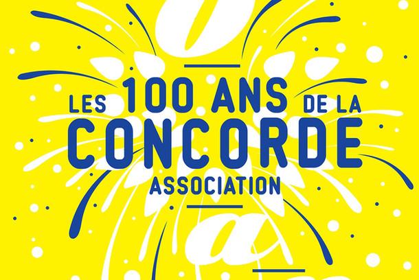 Les 100 ans de la Concorde
