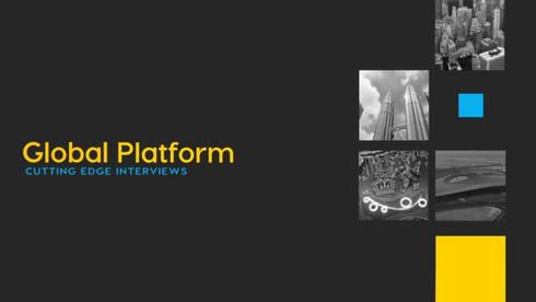 Global Platform \\ Identity