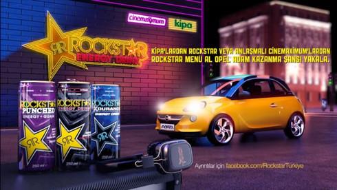 Rockstar \\ Commercial