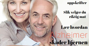 Ny kostholdsplan om Alzheimer