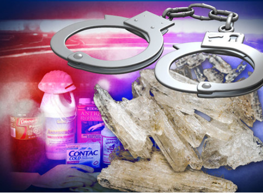 Meth Seizures Rise Across the Midwest