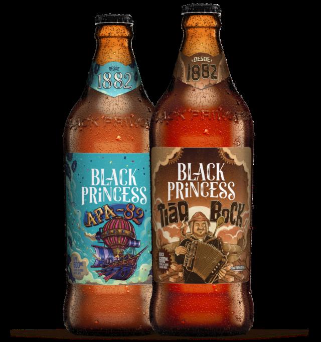 Tião Bock e APA-82 são lançadas pela Black Princess (Imagem: Divulgação)