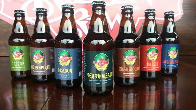 Kiezen Ruw - Todas as Cervejas para o Festival Brasileiro da Cerveja 2016