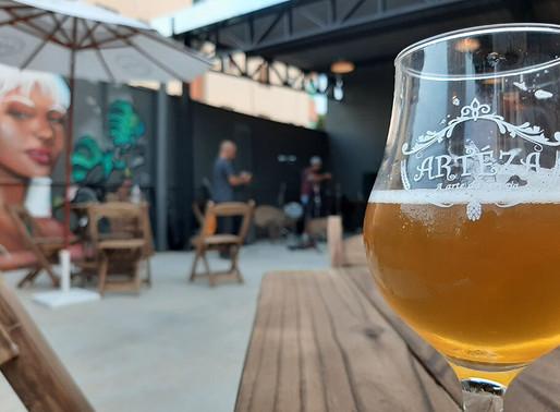 Cerveja Artéza aposta em loja virtual