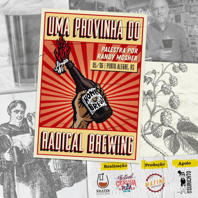 Uma Provinha do Radical Brewing (Imagem: Divulgação)