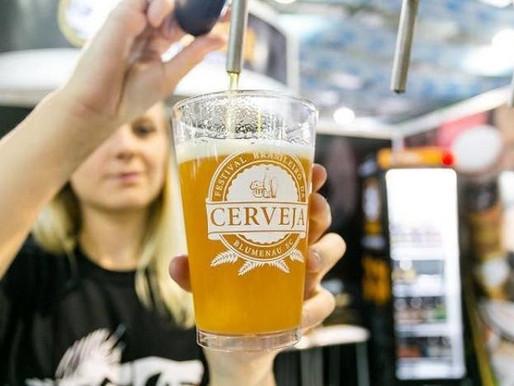 Festival Brasileiro de Cervejas é adiado
