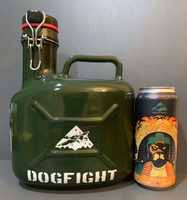 Dogfight lança growler exclusivo  (Imagem: Divulgação)