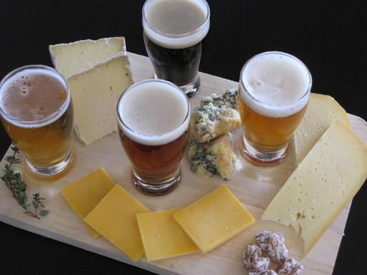 Harmonizando queijos com cervejas