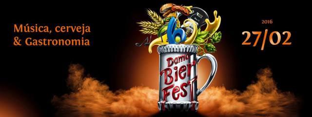 Dama Bier Festival terá elaboração de cerveja colaborativa na prévia do evento