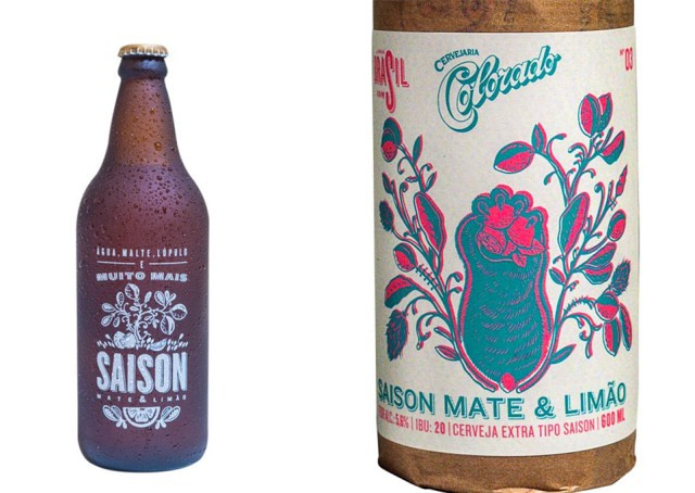 A terceira edição é a Saison Mate com Limão  (Imagem: Divulgação)