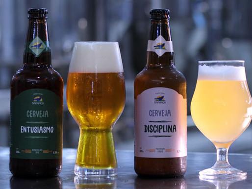 Sanhaçu cria rótulos para estimular quem gosta de cerveja