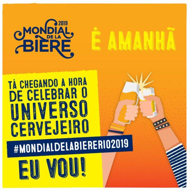 Vai começar mais uma edição do Mondial de la Bière - RJ (Imagem: Divulgação)