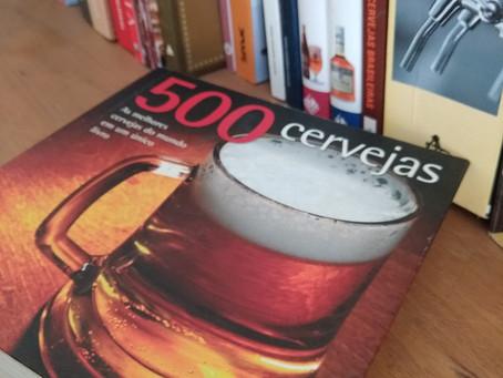 Resenha de livro - 500 Cervejas