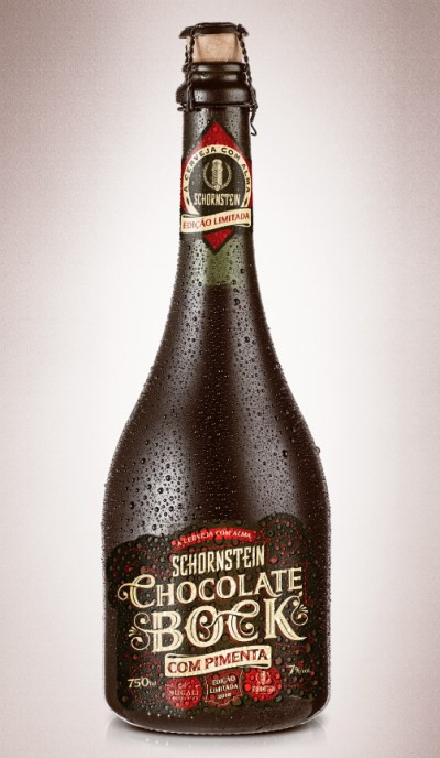 Schornstein Bock Chocolate com Pimenta (Imagem: Divulgação)