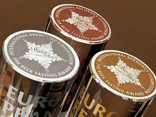 Conheça as cervejas premiadas no European Beer Star 2020