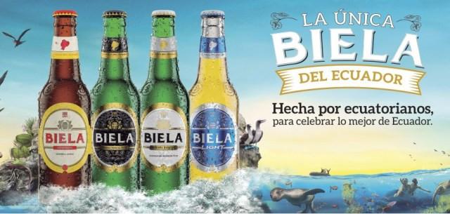 HEINEKEN entra no mercado equatoriano de cervejas com a aquisição da BIELA ECUADOR (Imagem: Divulgação)