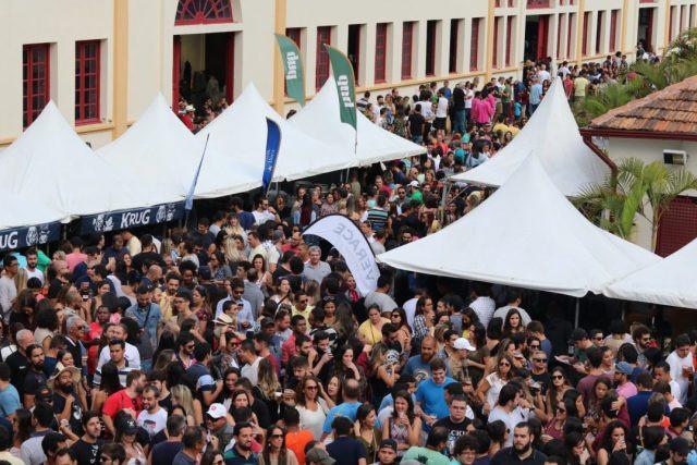 Terceira edição do Ouro Bier Fest (Imagem: Divulgação)