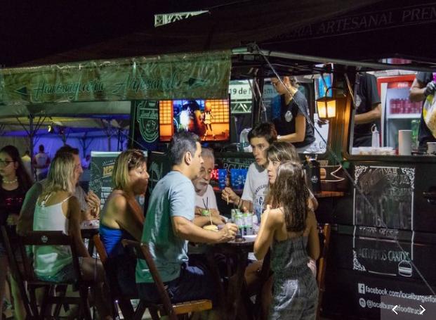 3º Festival da Cerveja Artesanal de São Sebastião (Imagem: Luciano Vieira/PMSS)