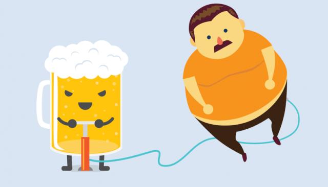 Cerveja faz bem para saúde e não engorda (Imagem: Reprodução)
