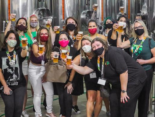 Cervejaria Brewpoint fortalece cena cervejeira feminina de Petrópolis
