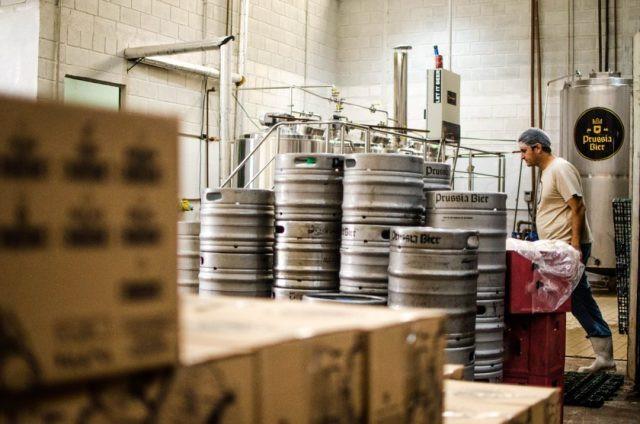 Cervejaria Prussia Bier (Imagem: Leonardo Caires)