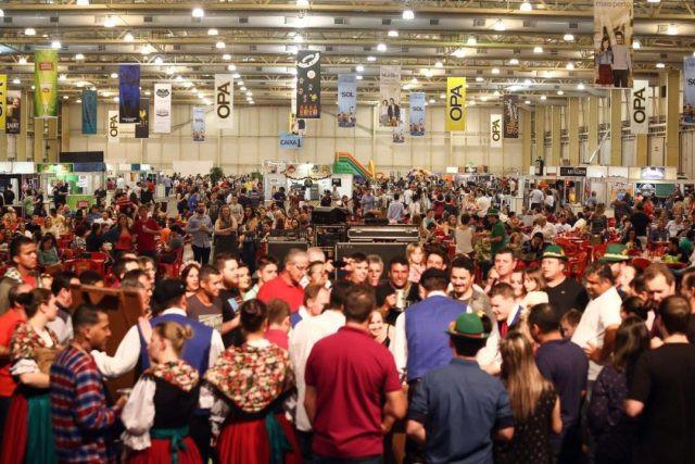 Bierville celebra sabores e tradições germânicas em Joinville (Divulgação)