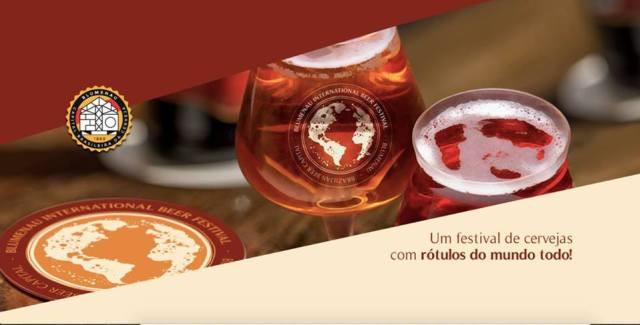 Blumenau International Beer Festival (Imagem: Divulgação)
