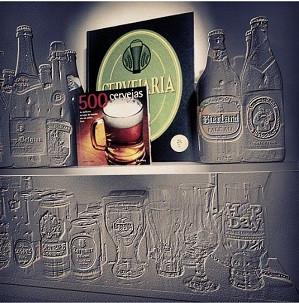 Entre livros e cervejas