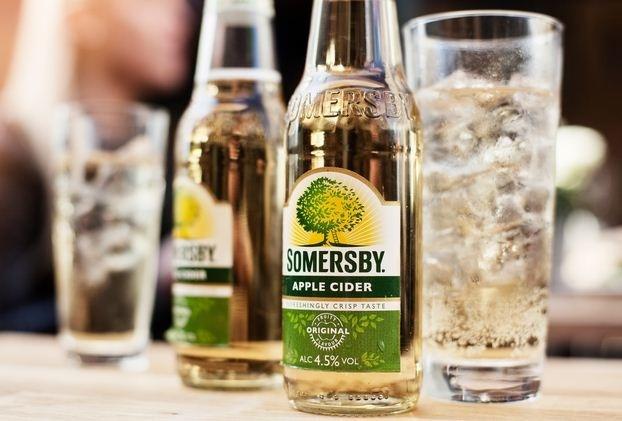 Carlsberg abre a produção da Somersby Cider para a  Waterloo Brewing, no Canadá (Imagem: Divulgação)