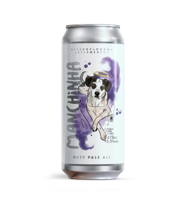 Manchinha Hazy Pale Ale (Imagem: Divulgação)