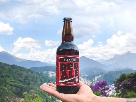 Cervejaria Brewpoint lança Red Ale e amplia seu portfólio