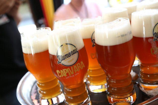 Cerveja Blumenau Capivara (Imagem:  Divulgação)