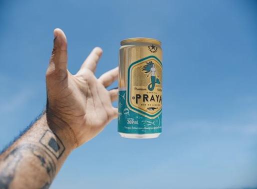 Cerveja Praya faz parceria com a Sea Shepherd Brasil na luta pelos oceanos