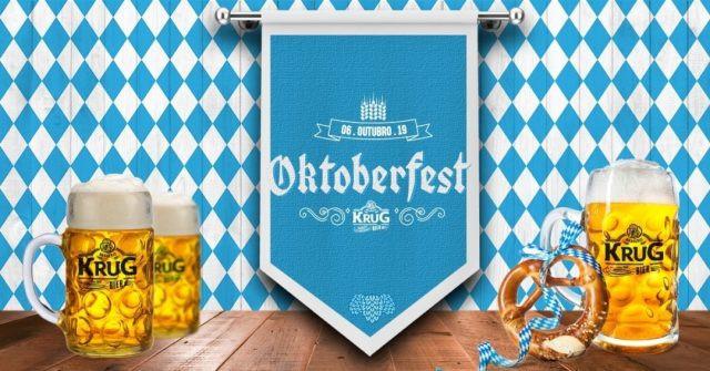 Oktoberfest Krug Bier (Imagem: Divulgação)