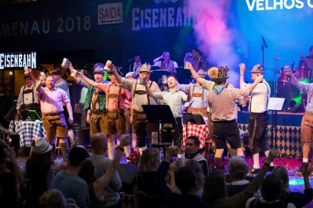 36ª Oktoberfest em Blumenau - SC ( Imagem: Clio Luconi)