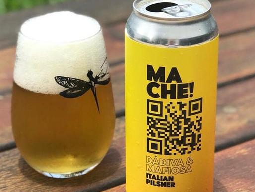 Cervejarias Dádiva e Mafiosa lançam a Ma Che!