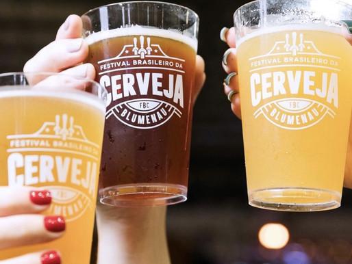 Festival Brasileiro da Cerveja será realizado em março de 2022