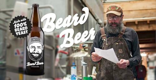 Você conhece a cerveja feita a partir da Barba de algum mestre-cervejeiro?