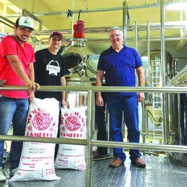 Cerveja Kaltbach começará a ser comercializada neste mês