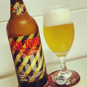 Bamberg O Calibre, cerveja medalha de ouro no Festival Brasileiro da Cerveja 2014.